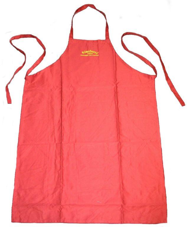 Prima Donna cheese apron