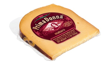 Prima Donna cheese wedge