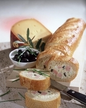Filled baquette