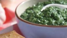 Arugula pesto with Prima Donna maturo